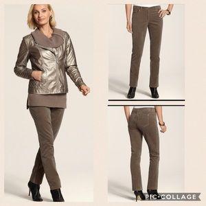 10-D Jeans corduroy Super stretch jegging …